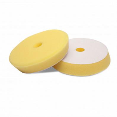 Мягкий желтый эксцентриковый поролоновый круг 130/150 Detail арт. DT-0304