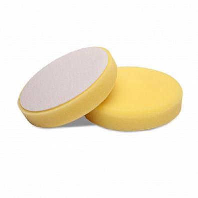 Мягкий желтый роторный поролоновый круг 130/140 Detail арт. DT-0313