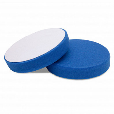 Средний синий роторный поролоновый круг 150/160 Detail арт. DT-0317