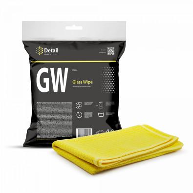 """Салфетка для очистки стекла GW """"Glass Wipe"""" 40*40 арт. DT-0243"""