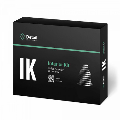 "Набор по уходу за салоном IK ""Interior Kit"" арт. DT-0345"