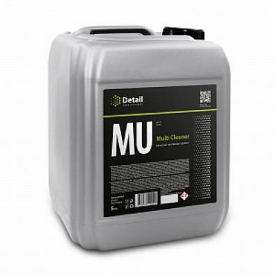 """Универсальный очиститель MU """"Multi Cleaner"""" 5 л арт. DT-0109"""