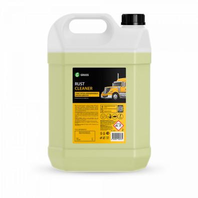"""Моющее средство для очистки дисков и баков """"Rust Cleaner"""" (канистра 5 кг) арт. 110391"""
