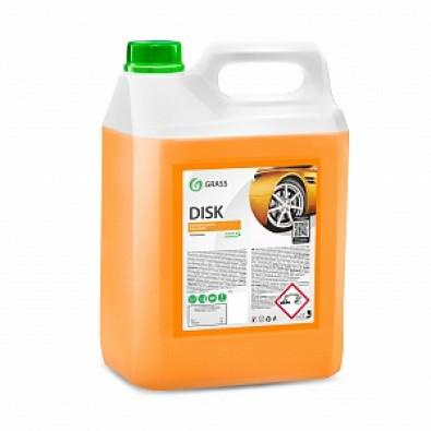 """Средство для очистки колесных дисков """"Disk"""" (канистра 5,9 кг) арт. 125232"""