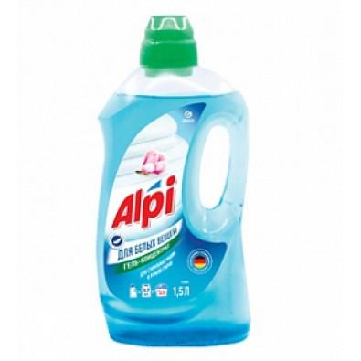 """Гель-концентрат для белых вещей """"ALPI"""" (флакон 1,5л) арт. 112602"""