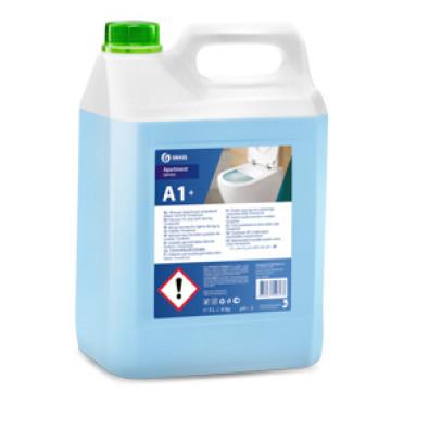 """Моющее средство для ежедневной уборки туалетов """"Apartament series А1+"""" Концентрат (канистра 5 кг) арт. 125257"""