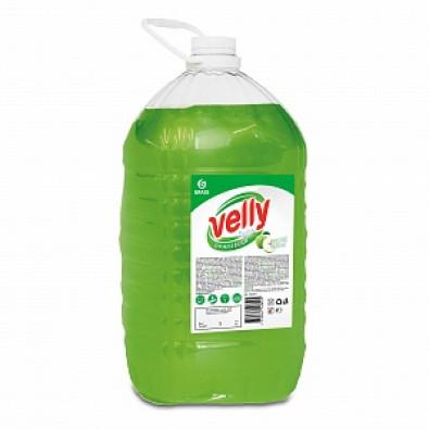 "Средство для мытья посуды ""Velly"" light (зеленое яблоко) 5кг. арт. 125469"