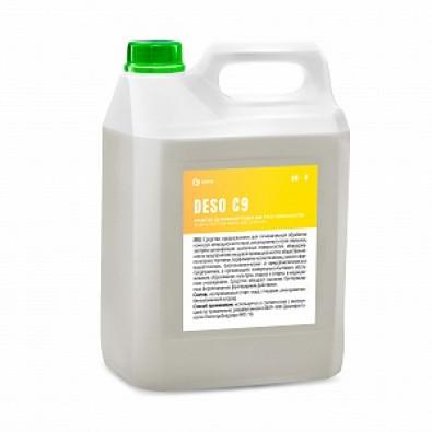 Дезинфицирующее средство на основе изопропилового спирта DESO C9 (канистра 5 л) арт. 550055