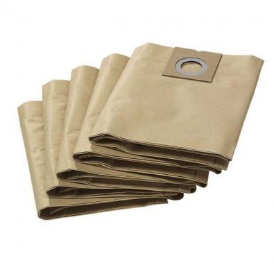 Бумажные фильтр-мешки, 5 шт. Артикул: 6.904-290.0