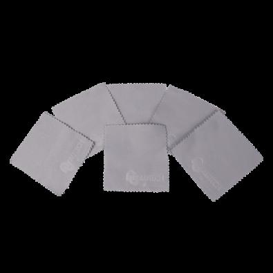 Салфетка для нанесения защитных составов 10*10 см серая Au-1044