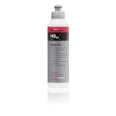 Heavy Cut H9.01 — Крупнозернистая абразивная политура, 250 мл, 402250