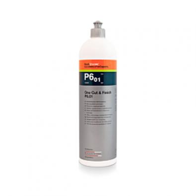 ONE CUT & FINISH P6.01 - Полировальная паста с защитным эффектом (1л) 428001
