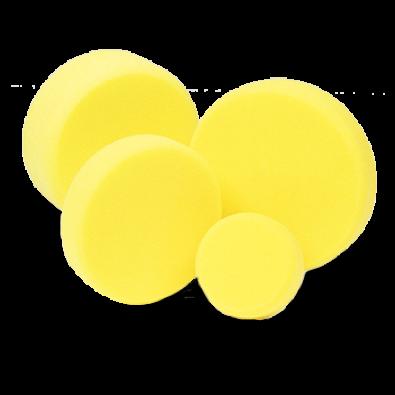 Полировальный круг Полу-твердый Ø 160 x 30 мм. 999044