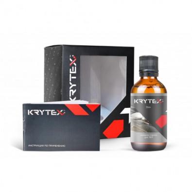Защитный состав для кузова автомобиля KRYTEX 7H+ «жидкое стекло», 50мл. Артикул: 7H+