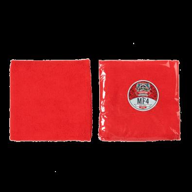 Полировальная микрофибра без краев LERATON RED FURY MF4 40x40 Артикул: PS-004.888