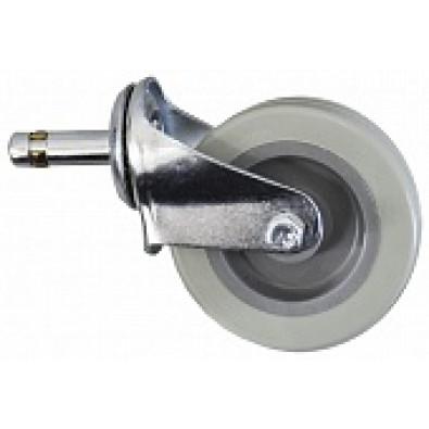 Колесо переднее для пылесоса Baiyun 70л (80л) арт. PS-0235