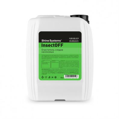 InsectOFF - очиститель следов насекомых, 5 л Арт.:SS745