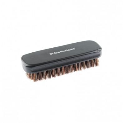 Leather Brush - щетка для чистки кожи с натуральной щетиной Арт.:SS783