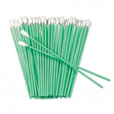Swab Microfiber Long - микрофибровая длинная палочка для детейлинга, 100шт. Арт.:SS791