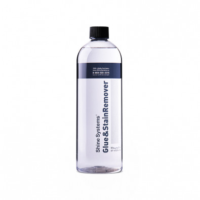 Glue&StainRemover - мощный очиститель от клея и краски, 750 мл Арт.:SS878