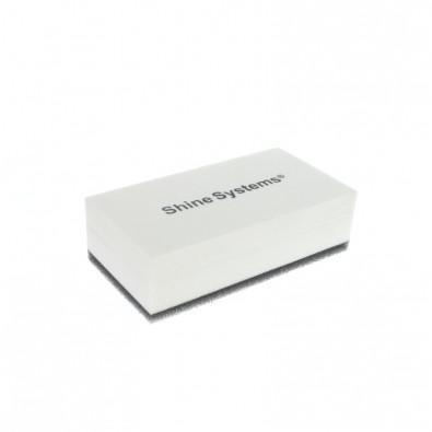 Coating Sponge - Аппликатор с прорезью для керамики 8,5*4,5*2,5 см Арт.:SS901