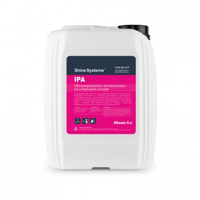 IPA антисиликон-обезжириватель на спиртовой основе, 5 л Арт.:SS904