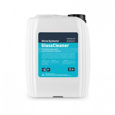 GlassCleaner - универсальный очиститель стекол, 5 л Арт.:SS934