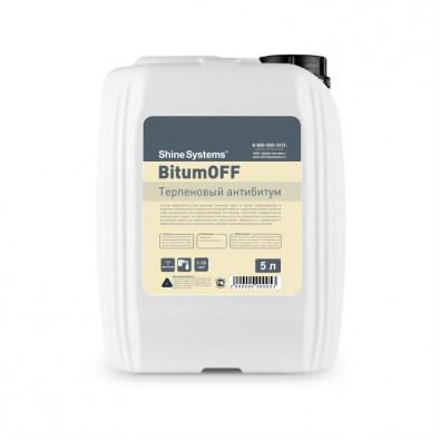 BitumOFF - терпеновый антибитум, 5 л Арт.:SS948