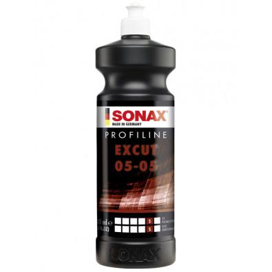 SONAX ProfiLine Excut 05-05 - Абразивный полироль для орбитальных машинок, 1л Арт.: 245300