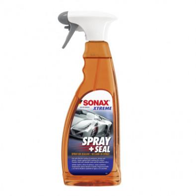 SONAX Xtreme Spray & Seal - Быстрый блеск, 750 мл Арт.: 243400
