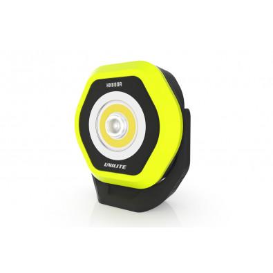 Компактный dual led светильник 800 Lm, 2600 mAh, IP65   UNILITE. Артикул: HX800R