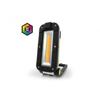Детейлинг фонарь CRI 96+, 700 Lm, 3 цвета + УФ, 5200 mAh | UNILITE. Артикул: CRI-700R