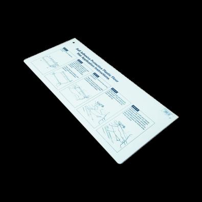 Carpet film applicator board пластиковая доска. Hi-Tech. CM-714