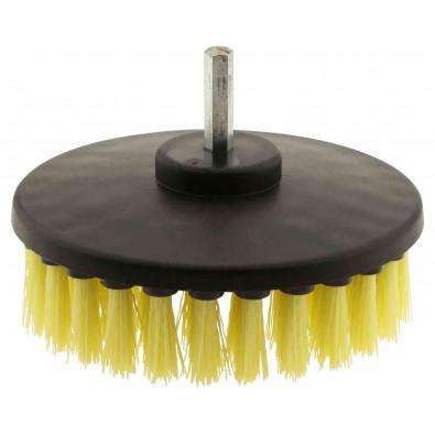Diametr direct mount rotary brush щетка для уборки интерьера на шуроповерт (шестигранник). Hi-Tech. SS-50