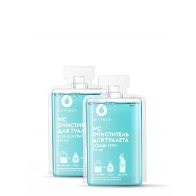 Концентрат - Очиститель туалета и ванны DutyBox. DB-1512