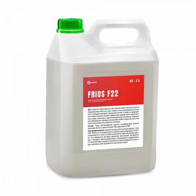 Моющее средство FRIOS F 22 (канистра 5 л) арт. 550041