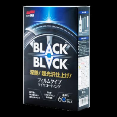 Black Black Покрытие для шин, 110 мл. 02082