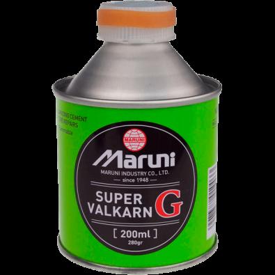 Клей MARUNI SUPER VALKARN G 200СС 280гр, банка с кисточкой. 38188